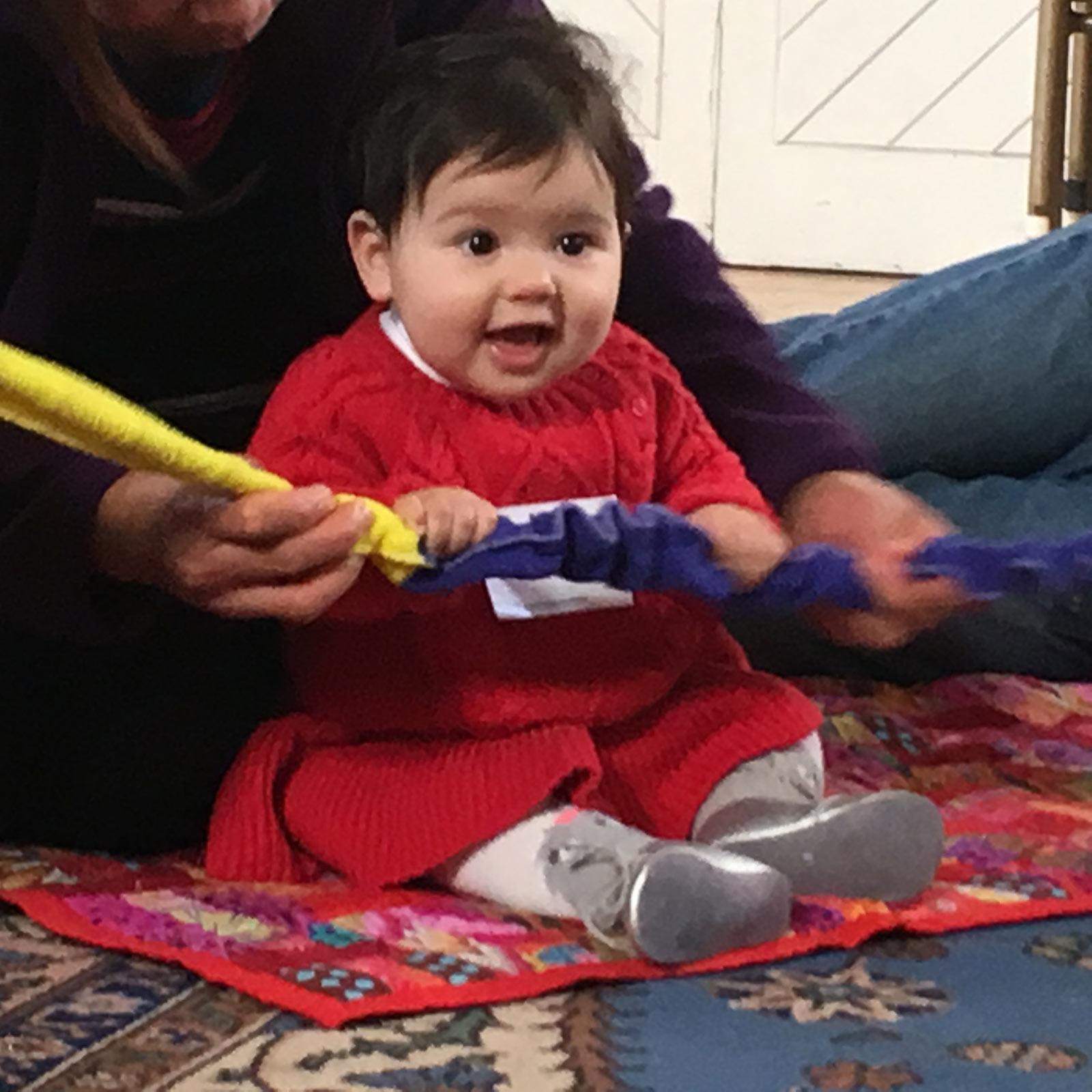 How To Teach Babies Rhythm
