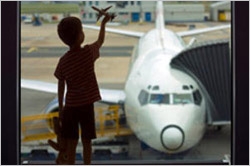 How To Do London Airports With Kids Like A VIP